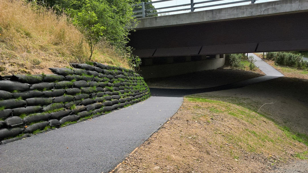 Rootlok Vegetated Wall System